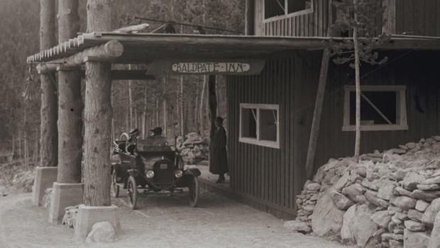 baldpate客栈 - 埃斯特斯公园开合1917-620.jpg