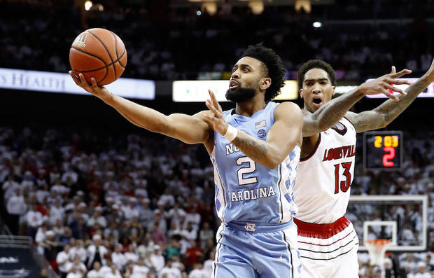 North Carolina v Louisville