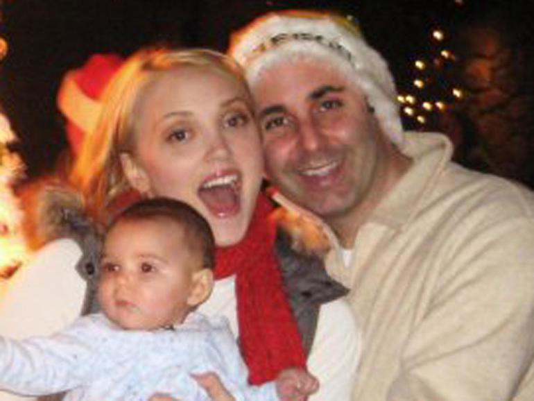 Casto, Nichols, and daughter
