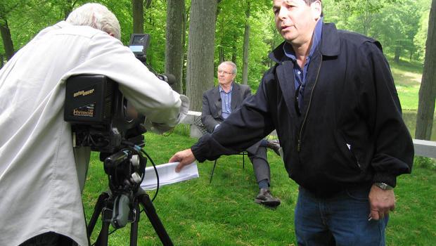 "William ""Bill"" Brady, director of ""Sunday Morning"" (1998-2011)"