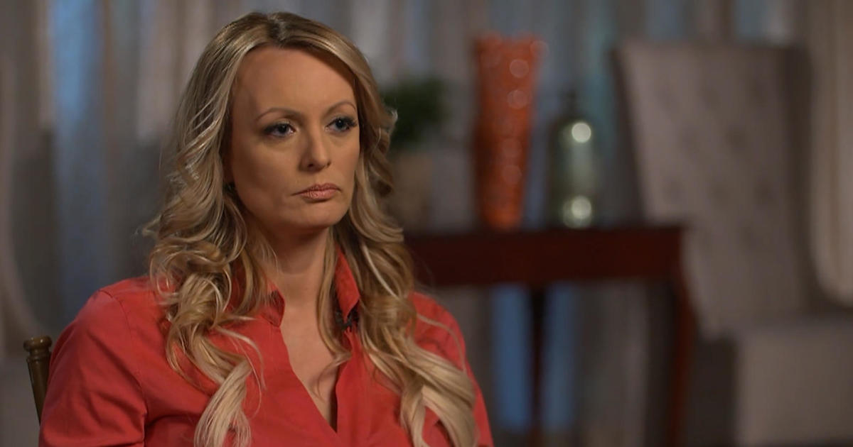 memeorandum: 60 Minutes interview with Stormy Daniels to be broadcast  Sunday (CBS News)