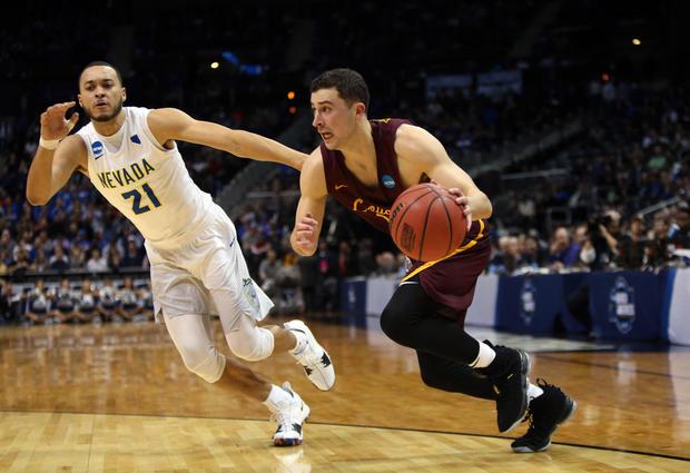 NCAA篮球:NCAA锦标赛 - 南区 - 洛约拉vs内华达
