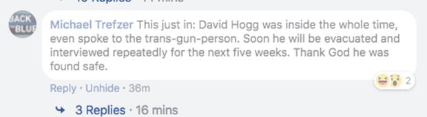CNET Facebook的大卫 - 霍格 -  YouTube上shooting.png