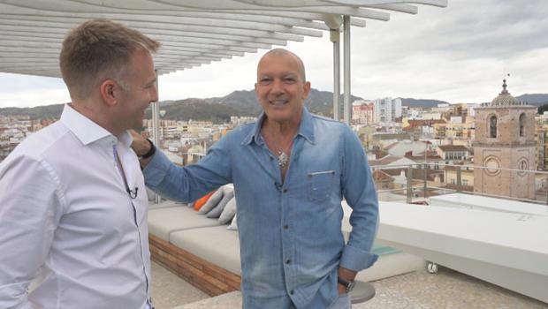 安东尼奥 - 班德拉斯 - 赛斯 - 多恩 - 马拉加 - 西班牙 - 屋顶-620.jpg