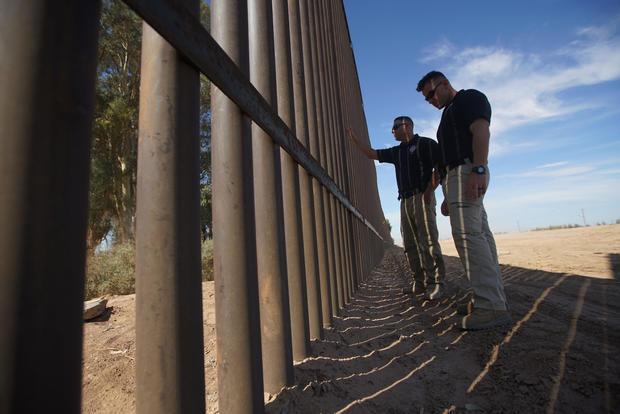 美国的政治,移民边界