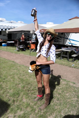 Scenes from Country Thunder 2018