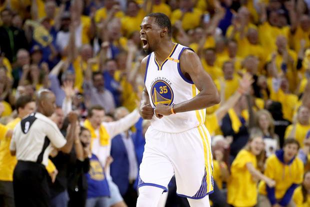 2017年NBA总决赛 - 第五场比赛