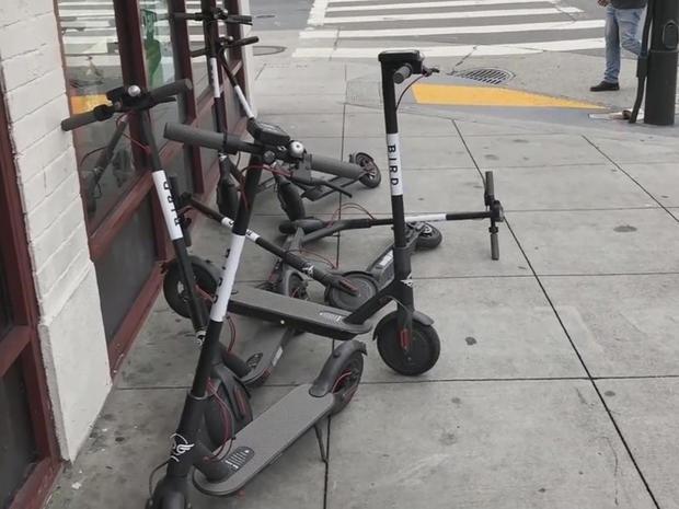 自行车垃圾搅scooters.jpg