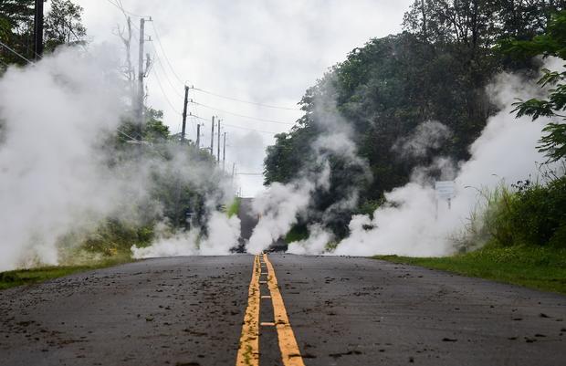 TOPSHOT美火山夏威夷
