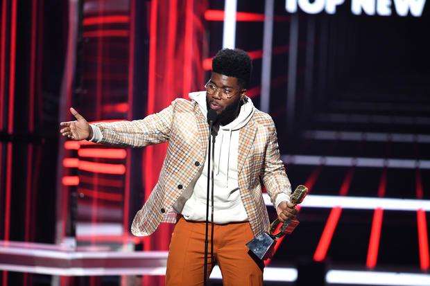 2018 Billboard Music Awards: Khalid