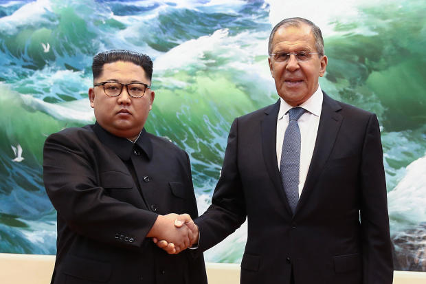 北韩与俄罗斯外交