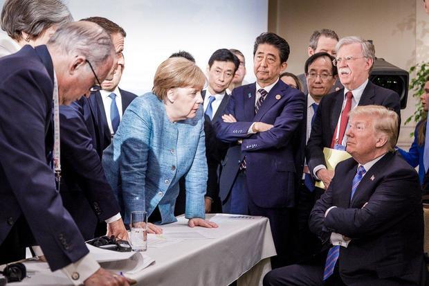 默克尔王牌-G7,德国政府施舍,6-9-18.jpg