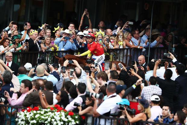 2018年Belmont Stakes