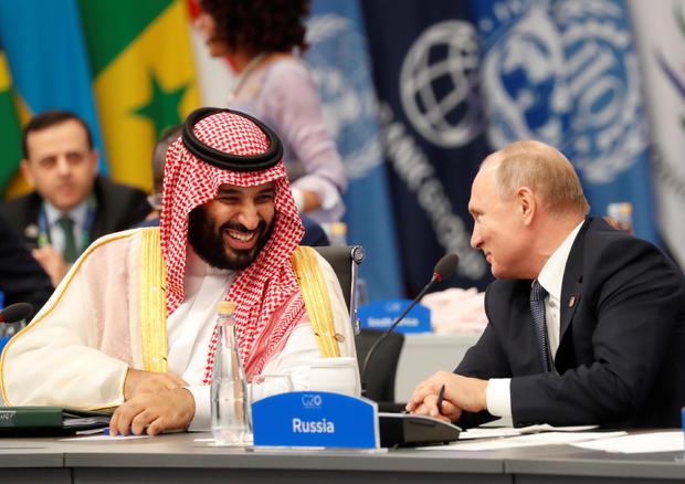 G20领导人在布宜诺斯艾利斯举行峰会