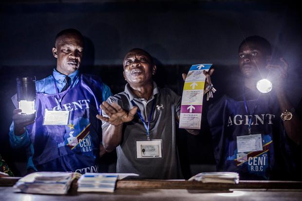 刚果(金),政治-VOTE