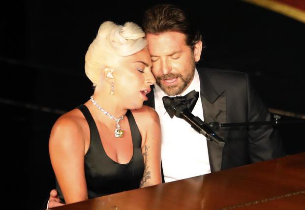 Lady Gaga,Bradley Cooper  - 第91届奥斯卡颁奖典礼