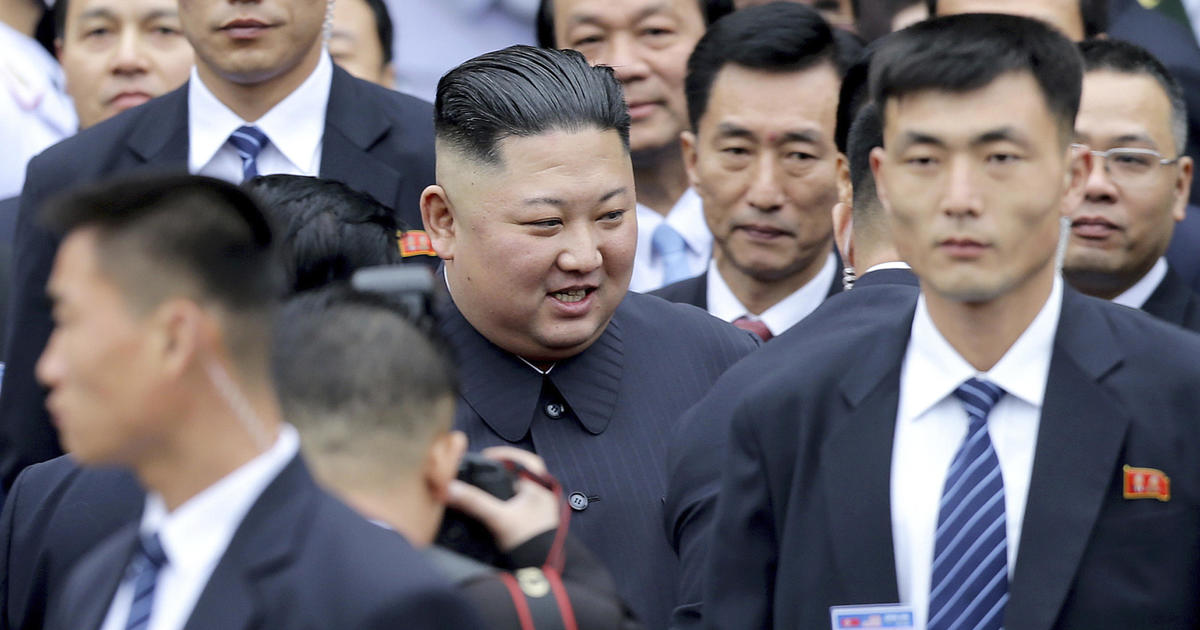 memeorandum: North Korea finding new ways to evade sanctions, secret U.N.  report reveals (Andrew Bast/CBS News)