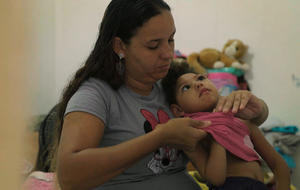"""Our children are forgotten"": Zika's devastating impact 3 years later"