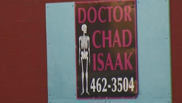 乍得 - 艾萨克 - 办公sign.jpg