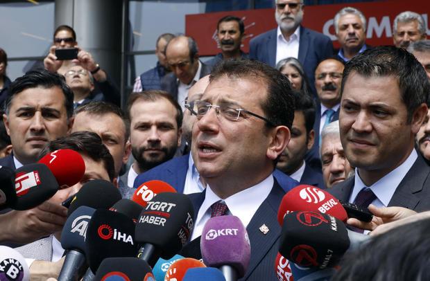 土耳其当地选举