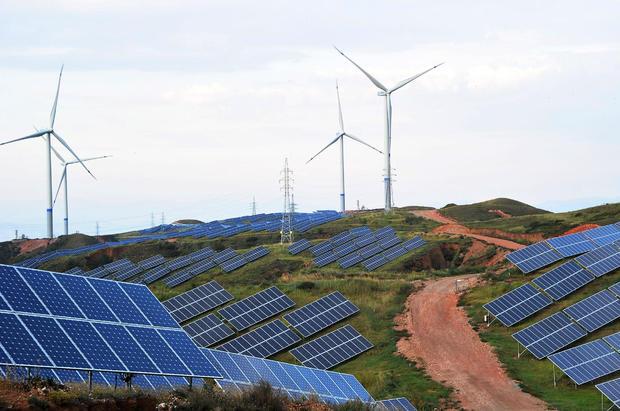 张家口建设的可再生能源电厂