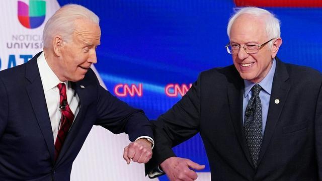 Biden, Sanders debate