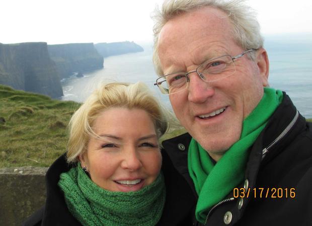 Sue and Mike Reuschel