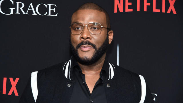 """Tyler Perry's """"A Fall From Grace"""" New York Premiere"""