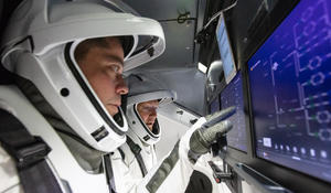 NASA, SpaceX launching a new era of commercial crewed spaceflight