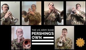 """Abblasen"": U.S. Army Band ""Pershing's Own"""