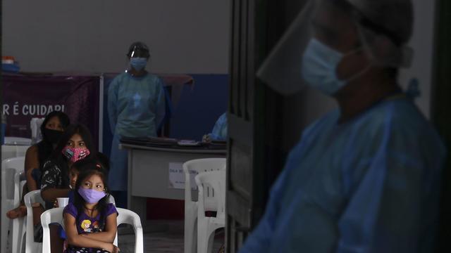 BRAZIL-HEALTH-VIRUS-AMAZON