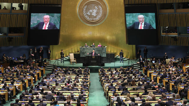 World Leaders Address The United Nations General Assembly