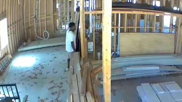 Ahmaud Armery surveillance video