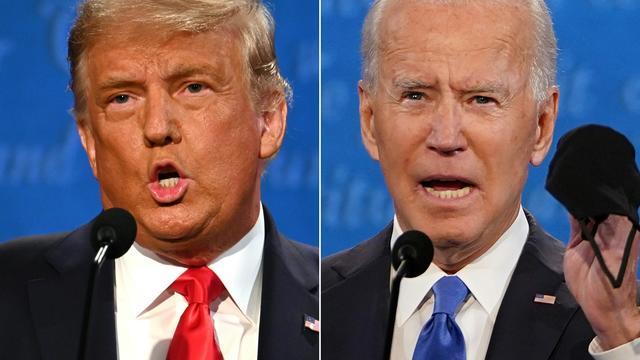 Trump-Biden final debate
