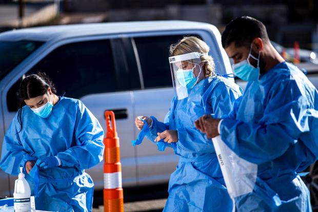 El Paso coronavirus
