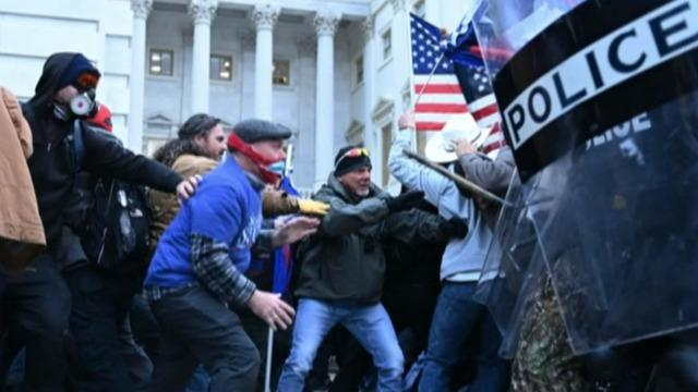trump protest Capitol Building