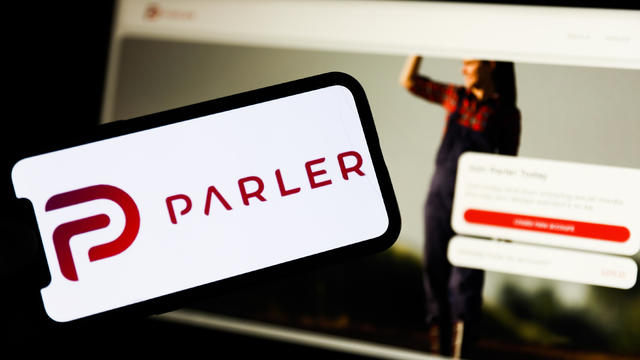 Parler App Blocked By Google, Apple And Amazon