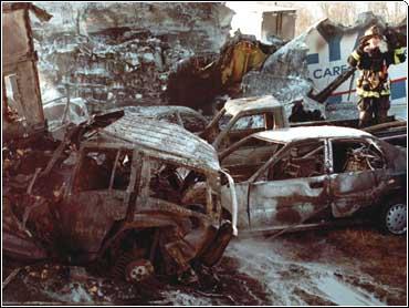 10 Dead In Mo  Multi-Car Pileup - CBS News