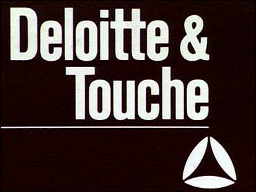 Deloitte Touched By Enron Mess - CBS News