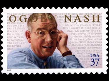 Postage Stamp Bash / For Ogden Nash - CBS News