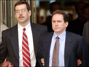 david myers worldcom case Former worldcom controller david myers, the third-ranking company executive charged in the $11 billion accounting fraud, was sentenced wednesday to one year and one day in prison us district .
