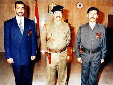 Saddam's Sons - Photo 1 - Pictures - CBS News