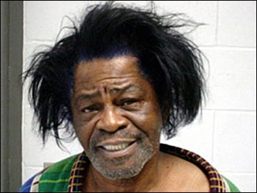 James Brown Arrested - CBS News