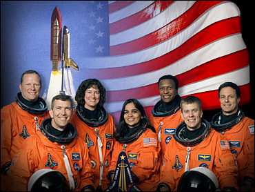 space shuttle columbia news coverage - photo #39