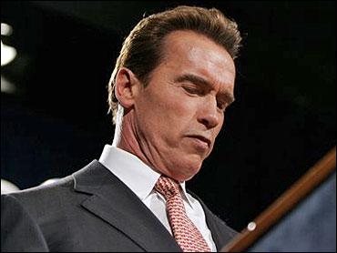 Austrian Mayor Pleads With Arnold - CBS News