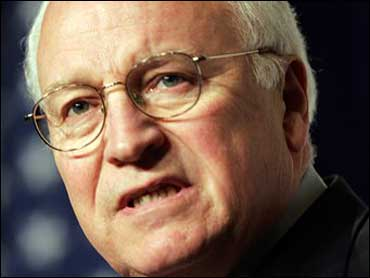 Dick Cheney hunting accident