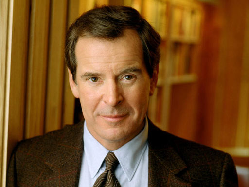 Peter Jennings - 10 Celebrities Who Fought Lung Cancer - Pictures ...