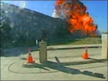 Pentagon Makes Public 9 11 Footage