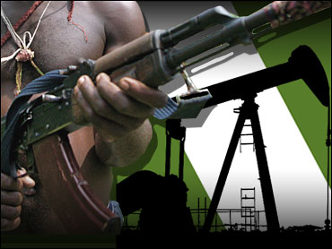 1 Killed, 3 Hostage In Nigeria Oil Strife - CBS News