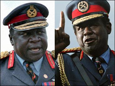 Idi Amin's Son Criticizes Biopic - CBS News